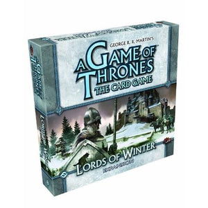 A Game of Thrones The Card Game – Lords of Winter