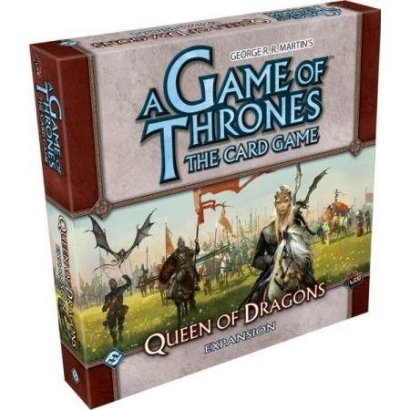 A Game of Thrones The Card Game – Queen of Dragons