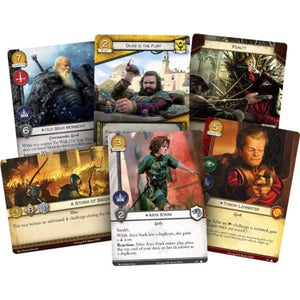 A Game of Thrones The Card Game (Second Edition) Cards
