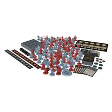 A Song of Ice & Fire Tabletop Miniatures Game – Stark vs Lannister Starter Set Components