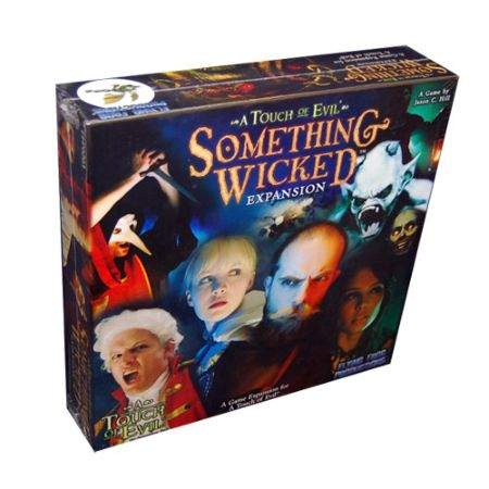 A Touch of Evil Something Wicked Expansion