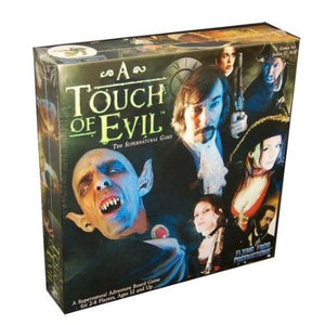 A Touch of Evil The Supernatural Game