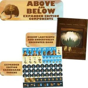 Above and Below Expanded Edition exclusives