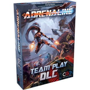 Adrenaline Team Game Expansion