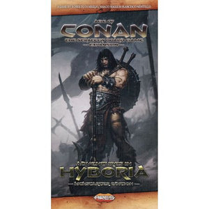 Age of Conan The Strategy Board Game – Adventures in Hyboria