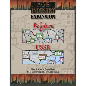 Age of Industry Expansion Belgium & USSR
