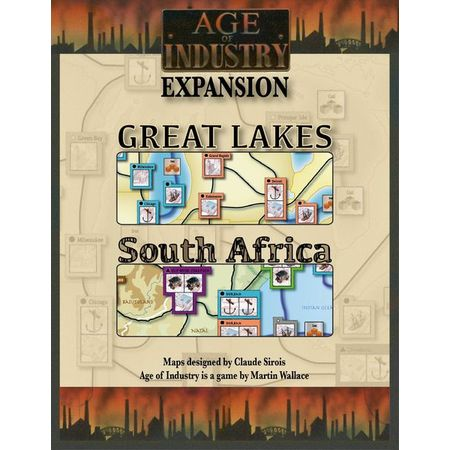 Age of Industry Expansion Great Lakes & South Africa