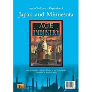 Age of Industry Expansion #1 Japan and Minnesota
