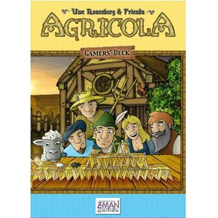 Agricola Gamers' Deck