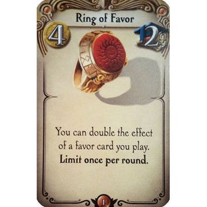 Alchemists: Ring of Favor