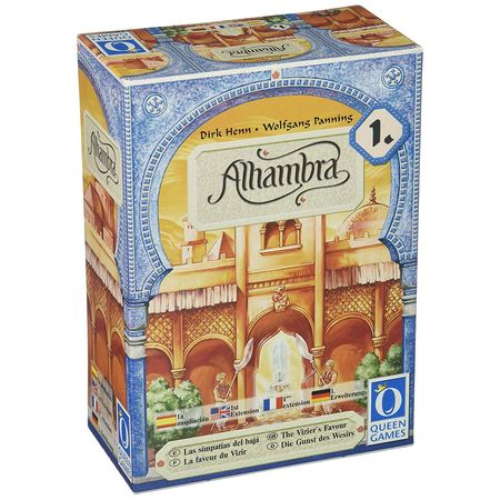 Alhambra The Vizier's Favor