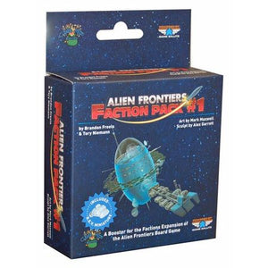 Alien Frontiers Faction Pack #1