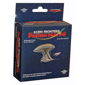 Alien Frontiers Faction Pack #4