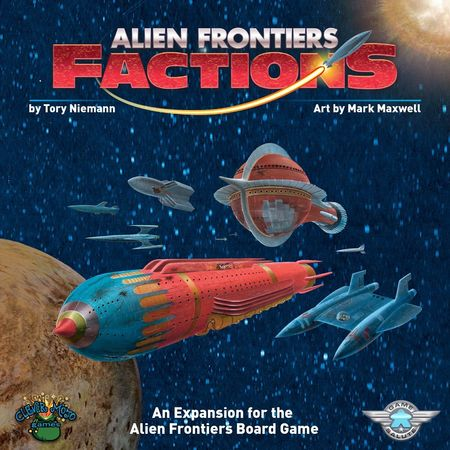 Alien Frontiers Factions
