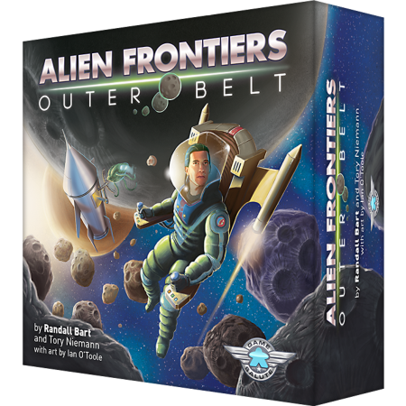 Alien Frontiers Outer Belt
