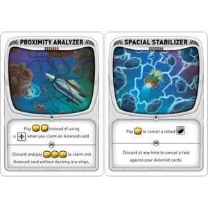 Alien Frontiers Outer Belt Cards