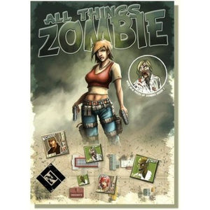 All Things Zombie The Boardgame