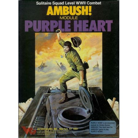 Ambush! Purple Heart