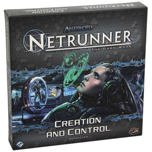Android Netrunner – Creation and Control