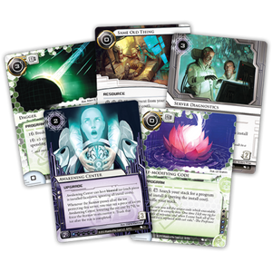 Android Netrunner – Creation and Control Cards