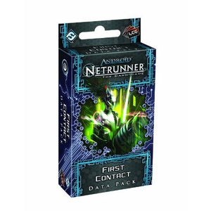 Android Netrunner – First Contact