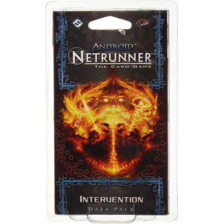 Android Netrunner – Intervention