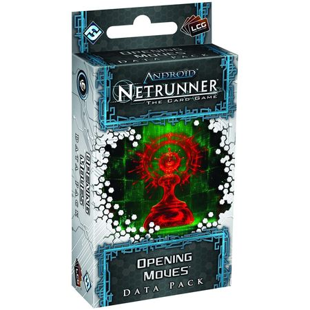Android Netrunner – Opening Moves
