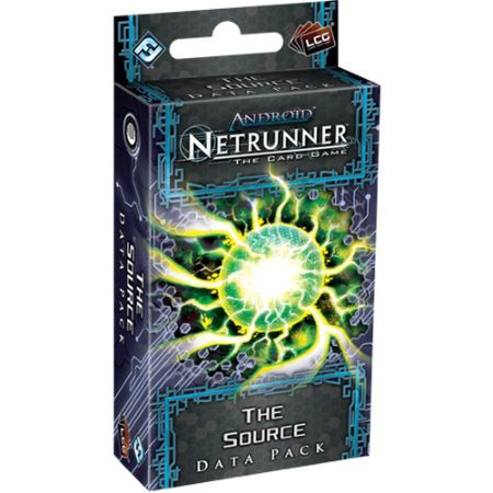 Android Netrunner – The Source