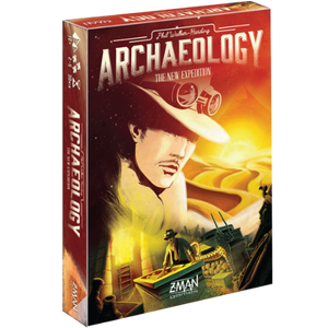 Archaeology The New Expedition