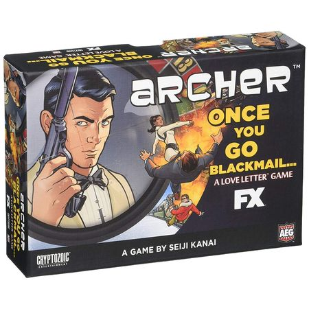 Archer Once You Go Blackmail...