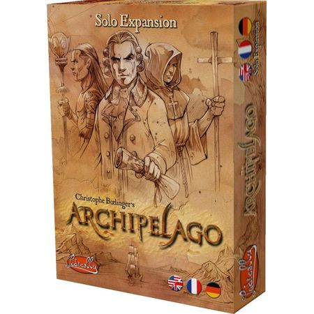 Archipelago Solo Expansion