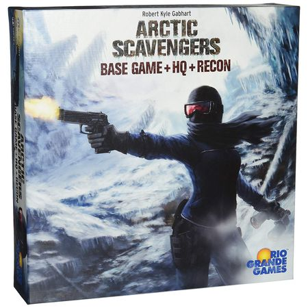Arctic Scavengers Base Game+HQ+Recon