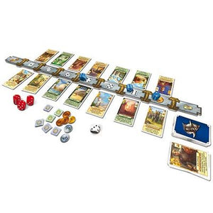 Arena Roma II Components