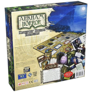 Arkham Horror Kingsport Horror Expansion Box