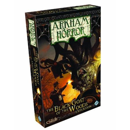Arkham Horror The Black Goat of the Woods Expansion