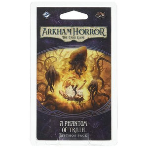 Arkham Horror The Card Game – A Phantom of Truth Mythos Pack