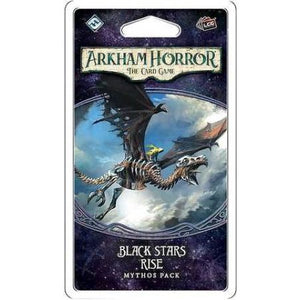 Arkham Horror The Card Game – Black Stars Rise Mythos Pack