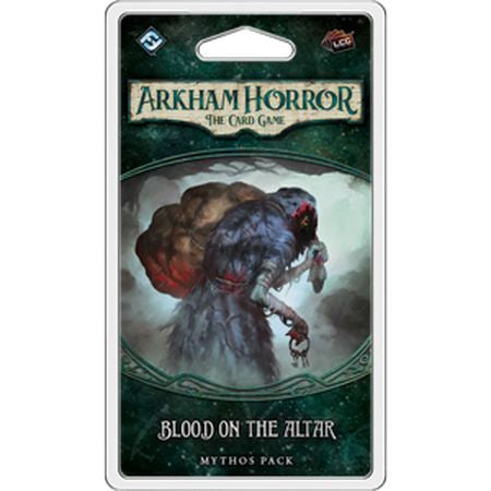 Arkham Horror The Card Game – Blood on the Altar Mythos Pack