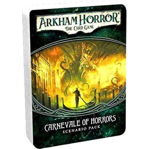 Arkham Horror The Card Game – Carnevale of Horrors Scenario Pack