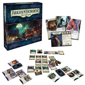 Arkham Horror The Card Game Components
