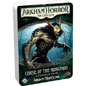 Arkham Horror The Card Game – Curse of the Rougarou Scenario Pack