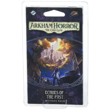 Arkham Horror The Card Game – Echoes of the Past Mythos Pack