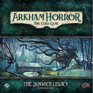 Arkham Horror The Card Game – The Dunwich Legacy Expansion