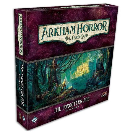 Arkham Horror The Card Game – The Forgotten Age