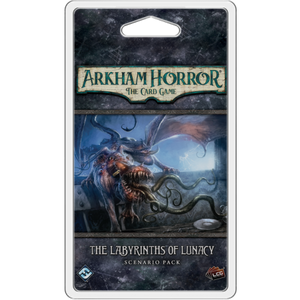 Arkham Horror: The Card Game – The Labyrinths of Lunacy Scenario Pack