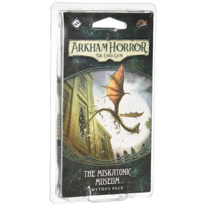 Arkham Horror The Card Game – The Miskatonic Museum Mythos Pack