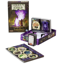 Arkham Horror The Lurker at the Threshold Expansion Components