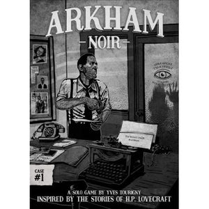 Arkham Noir Case #1 – The Witch Cult Murders