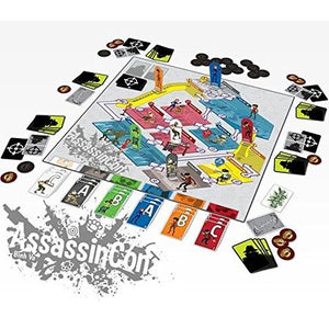 AssassinCon Components