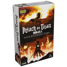 Attack on Titan Deck-Building Game